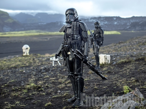 Death Trooper, Rogue One: A Star Wars Story
