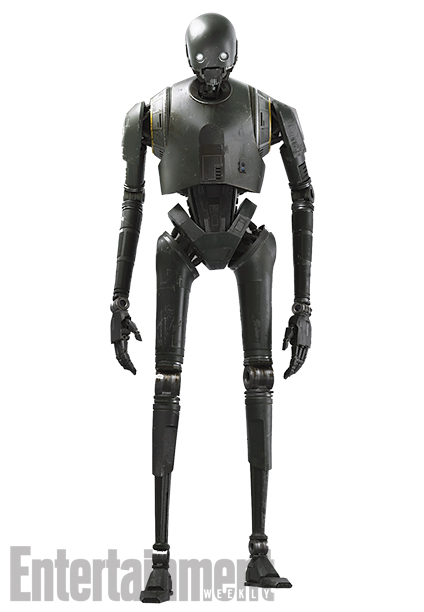 K-2SO, Alan Tudyk, Rogue One: A Star Wars Story