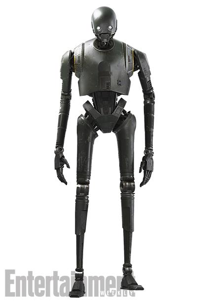 K-2SO, Alan Tudyk, Rogue One: A Star Wars Story