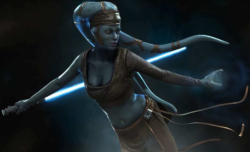 Star Wars, Aayla Secura