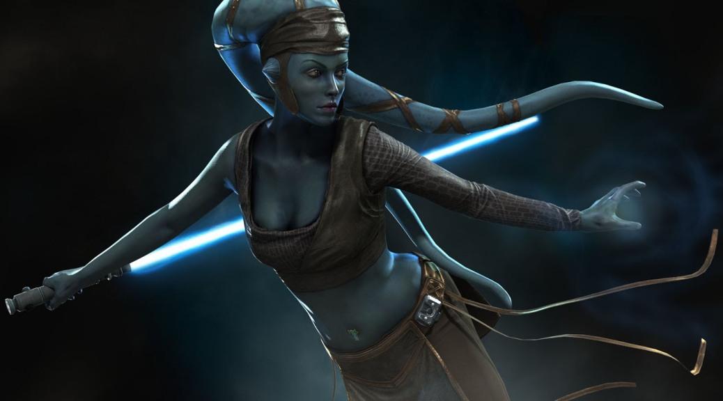 Star Wars, Aayla Secura