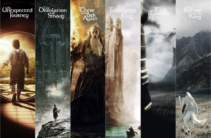 The Best of The Middle-Earth Saga