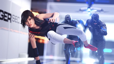Faith, Mirror's Edge: Catalyst