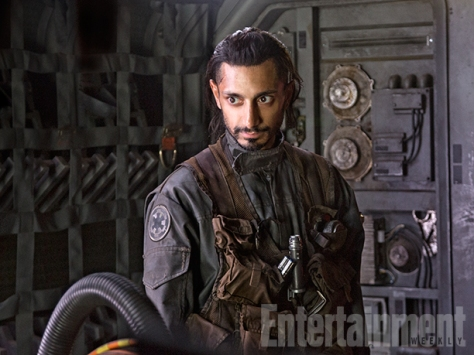 Rogue One: A Star Wars Story, Diego Luna