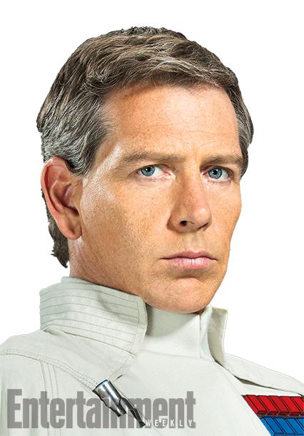 Ben Mendelsohn, Director Orson Krennick, Rogue One: A Star Wars Story