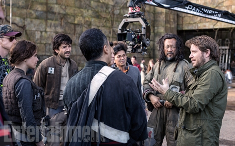 Rogue One: A Star Wars Story, Gareth Edwards, Felicity Jones, Donnie Yen