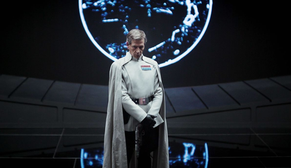 Rogue One: A Star Wars Story, Director Orson Krennic, Ben Mendelsohn