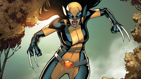 X-men, All-New Wolverine, X-23
