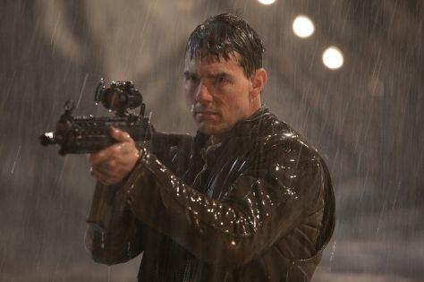 Tom Cruise, Jack Reacher, Jack Reacher: Never Go Back