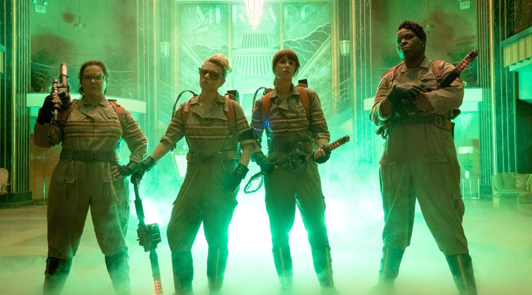 Melissa McCarthy, Kristen Wiig, Ghostbusters