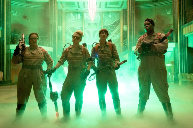 In Theaters This Week (7/15/2016) – Ghostbusters, The Infiltrator, Cafe Society