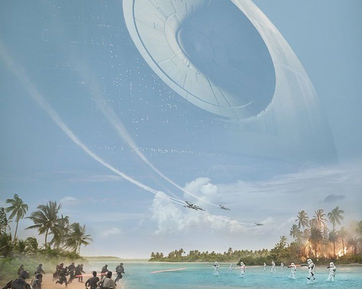 Rogue One: A Star Wars Story, Star Wars