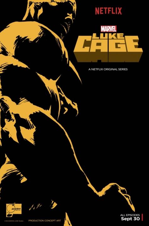 Cage, Luke Cage, Netflix