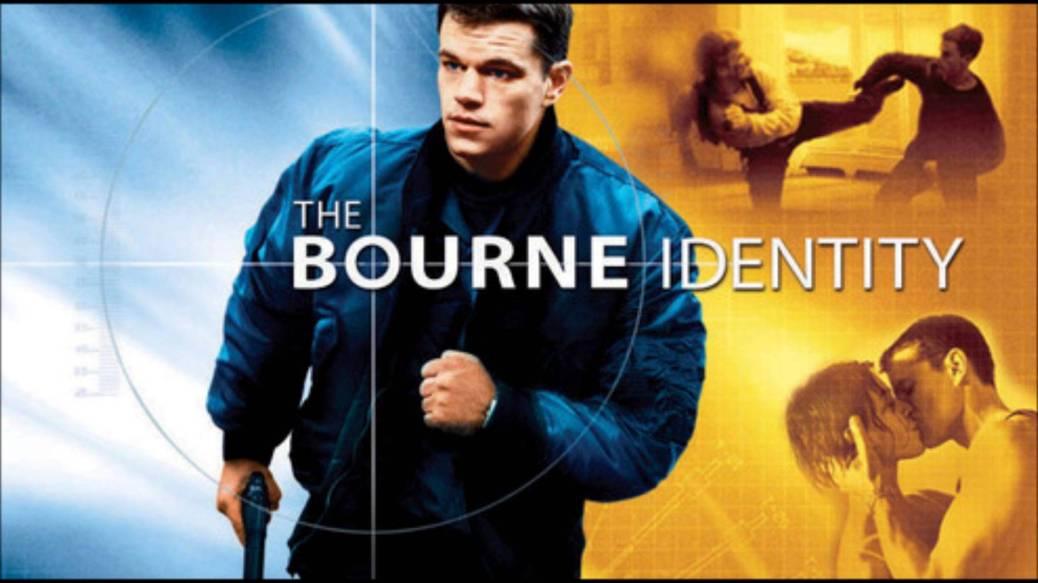 Matt Damon, Jason Bourne, The Bourne Identity