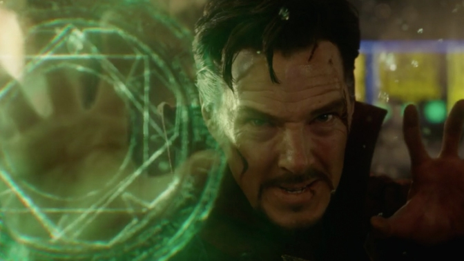 Trailer Time: Doctor Strange Trailer #2 (2016) *The Eye of Agamotto Opens at Comic Con!*