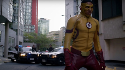 Flash, Kid Flash, Flash Season 3
