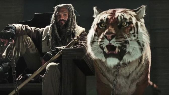 Ezekiel, The Walking Dead