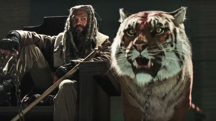Ezekiel, The Walking Dead