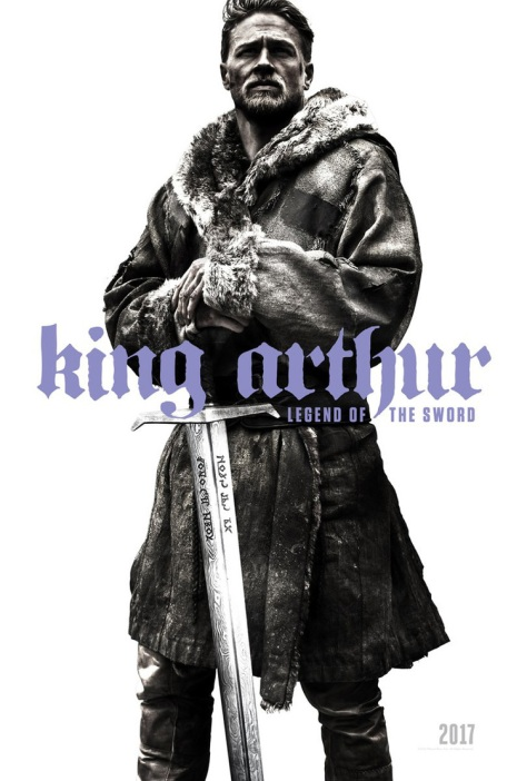 Charlie Hunan, King Arthur: Legend of the Sword