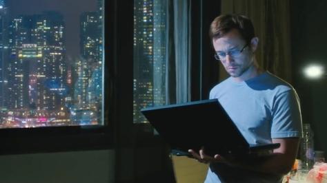 Edward Snowden, Snowden, Joseph Gordon-Levitt