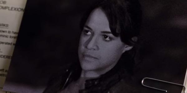 Michelle Rodriguez, Fast Five