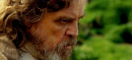 Luke Skywalker, Mark Hamill, Star Wars Episode VII: The Force Awakens