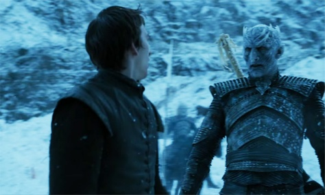 Game of Thrones, The Night King, Bran Stark