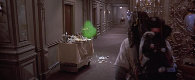 "My Favorite Scene: Ghostbusters (1984) ""He Slimed Me"""