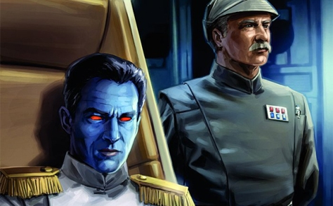 Star Wars, Grand Admiral Thrawn,