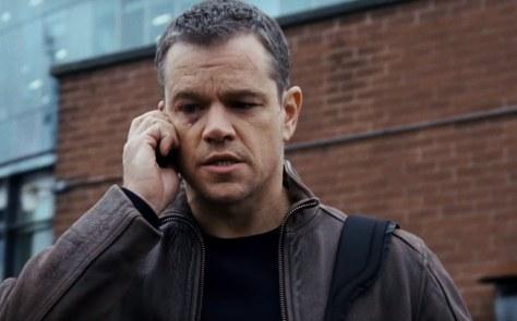 Matt Damon, Jason Bourne, Jason Bourne