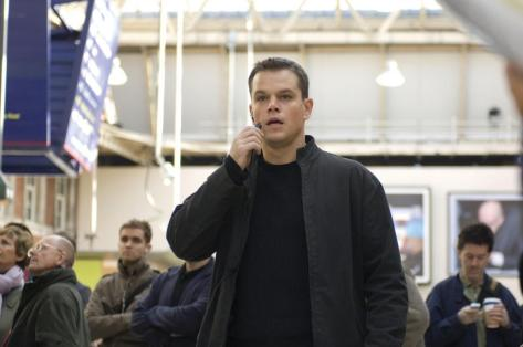 Matt Damon, Jason Bourne, The Bourne Ultimatum