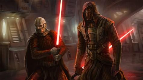 Star Wars, Star Wars: Knights of the Old Republic, Darth Revan