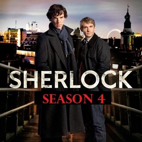 Sherlock, Sherlock Season 4, Benedict Cumberbatch, Martin Freeman, Sherlock Holmes, Doctor Watson