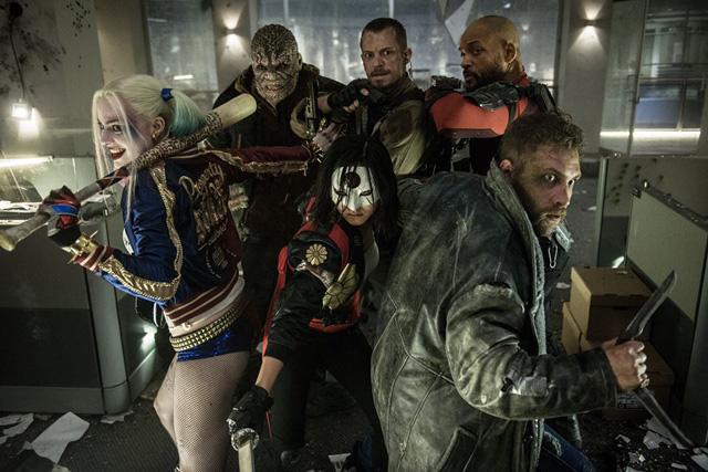 Suicide Squad, Margot Robbie, Harley Quinn