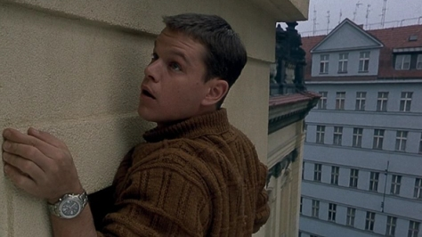 Jason Bourne, The Bourne Identity, Matt Damon