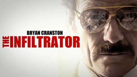 The Infiltrator, Bryan Cranston