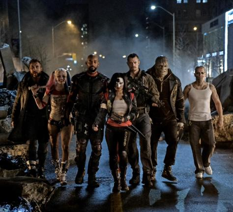 Suicide Squad, Will Smith, Margot Robbie