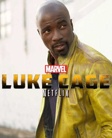 Luke Cage, Mike Colter