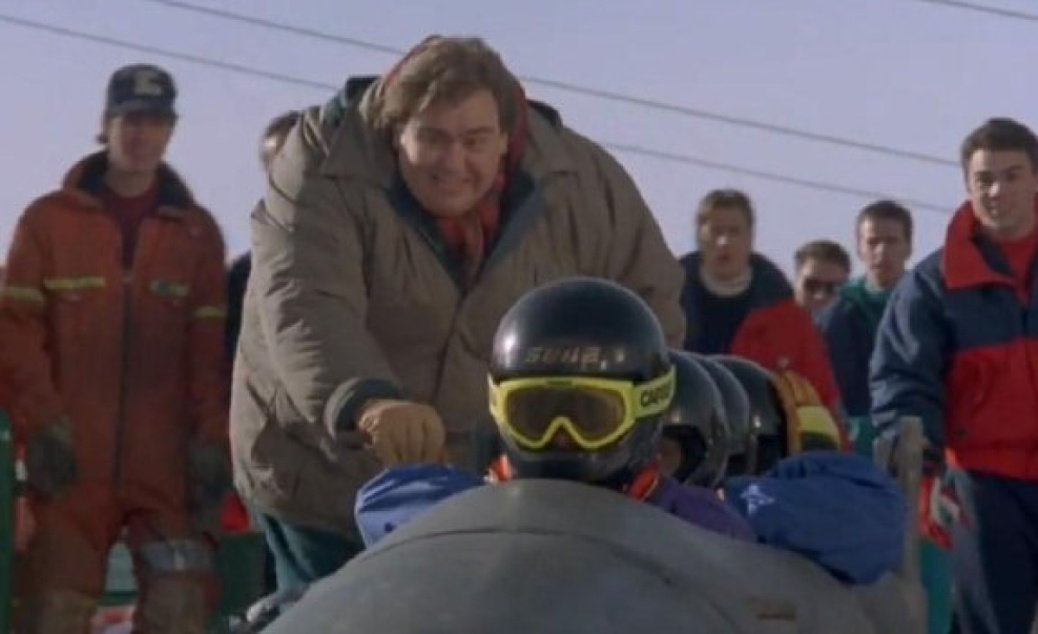 Cool Runnings, John Candy