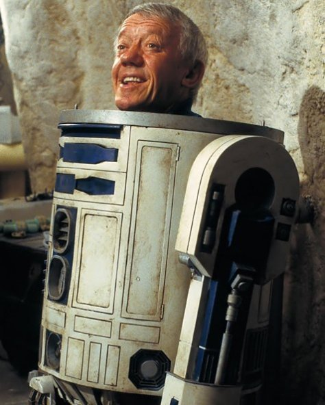 Kenny Baker, Star Wars, R2-D2