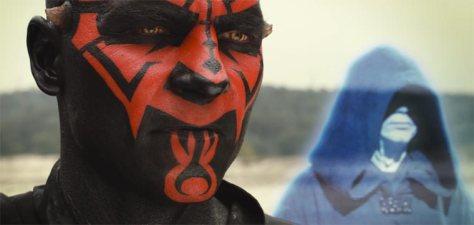 Darth Maul, Emperor Palpatine, Darth Maul: Apprentice, Star Wars