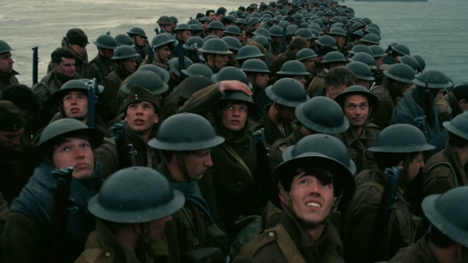Trailer Time: Dunkirk Teaser #1 (2017) *Christopher Nolan's WWII Epic*