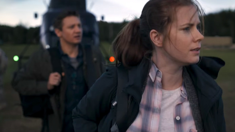 Amy Adams, Jeremy Renner, Arrival