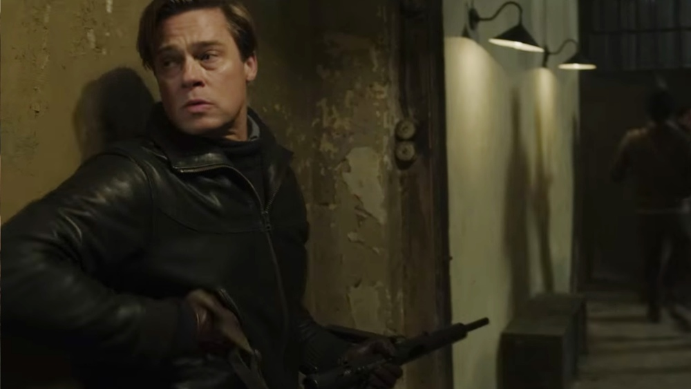 Allied, Brad Pitt