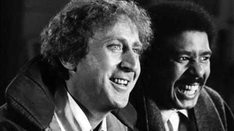 Richar Pryor, Gene Wilder