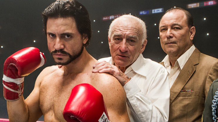 Hands of Stone, Roberto Duran, Robert DeNiro