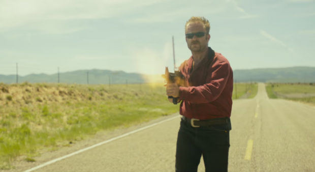 Ben Foster, Hell or High Water