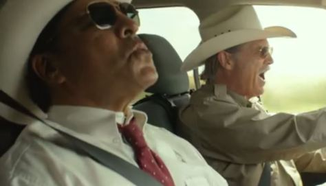 Gil Birmingham, Jeff Bridges, Hell or High Water