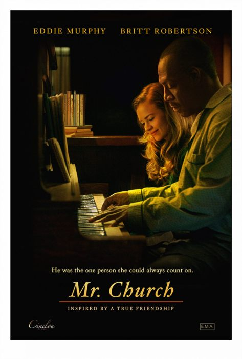 Mr. Church, Britt Robertson, Eddie Murphy