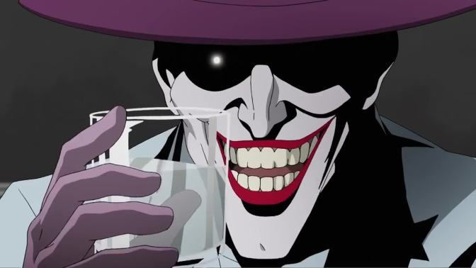Movie Review: The Killing Joke (2016) *DC is in Flames*
